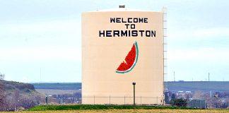 Hermiston Water, Sewer Rates