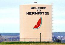 Hermiston Population