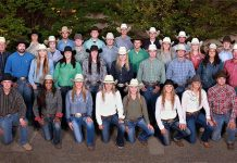 2017 BMCC Rodeo Teams