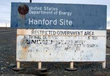 Hanford Site Entry