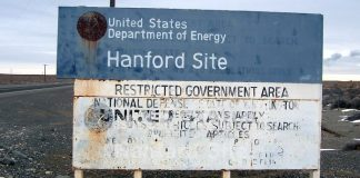 Hanford Site Entry