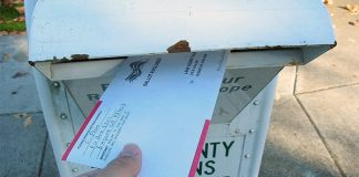 Oregon Vote-by-Mail