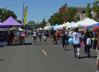 2017 Hermiston Funfest Crowd