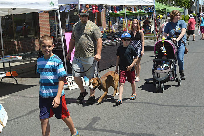 2017 Hermiston Funfest Dog