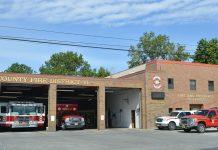 Hermiston Fire Station