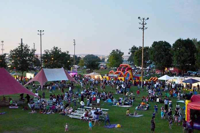 Hermiston Fourth of July 2017
