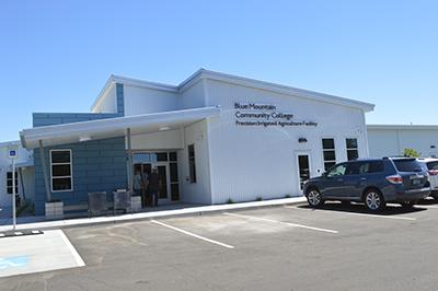 Precision Irrigated Ag Center Building