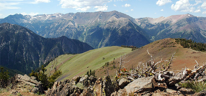 Wallowa-Whitman National Forest