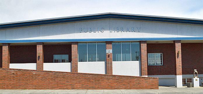 Hermiston Public Library