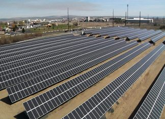 UEC: New Solar Station in Hermiston