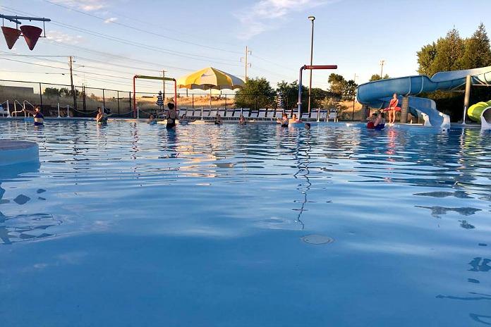 Hermiston aquatic center to stay open for public swim sept - Public swimming pools tri cities wa ...