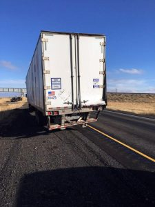 6 Injured in I-84 Multi-Vehicle Crash | Northeast Oregon Now