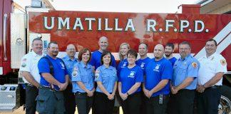 Umatilla Rural Fire Protection District