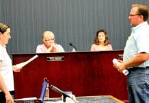 TenEyck Joins Umatilla Council