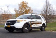 Umatilla County Sheriff Patrols