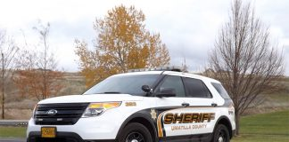 Umatilla County Sheriff Patrols